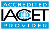 Accredited IACET Provider.